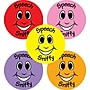 Super Duper® Speech Sniffy Stickers