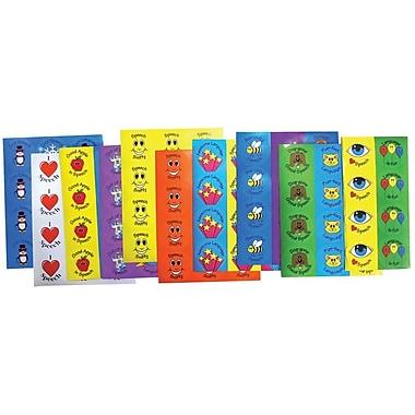 Super Duper® Scented Speech, Language & Hearing Stickers Super Pack