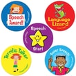 Super Duper® 500 Speech and Language Reward Stickers