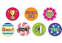 Super Duper® 1,870 Incentive Reward Stickers