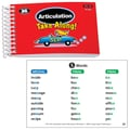Super Duper® Articulation Quick Take Along Mini-Book, All Ages