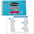 Super Duper® Phonology Quick Take Along Mini-Book, All Ages