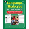 Super Duper® Language Strategies Book For Older Students