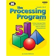 Super Duper® The Processing Program Levels 2 and 3 Book, Grades 1 - 8
