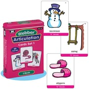 "Super Duper® Webber® Articulation ""S Blends"" Deck Cards"