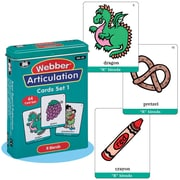 "Super Duper® Webber® Articulation ""R Blends"" Deck Cards"
