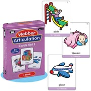 "Super Duper® Webber® Articulation ""L Blends"" Deck Cards"