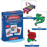 "Super Duper® Webber® Articulation ""Z"" Deck Cards"
