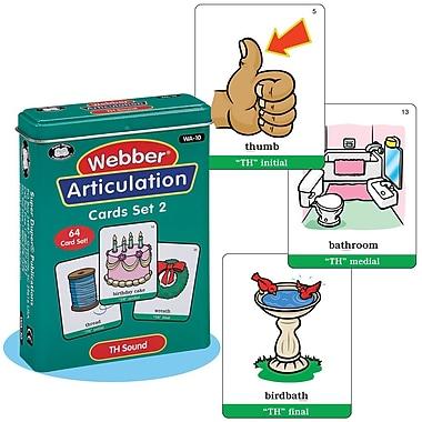 Super Duper® Webber® Articulation