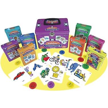 Super Duper® Webber® 7-Deck Set Classifying Cards