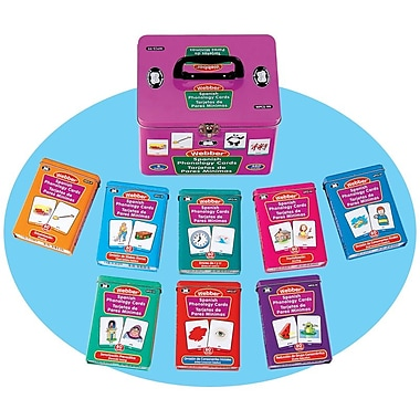 Super Duper® Webber® Spanish Phonology Cards