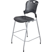Balt Circulation Stacking Stool, Black