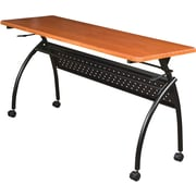 Balt Chi 72'' Rectangular Training Table, Cherry (90132BLT)