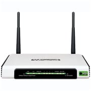 TP-LINK TL-WR1042ND PremierWireless N300 Router , 300Mbps, USBport , 2 Detachable Antenna x3/ IP QoS/ QSS Button