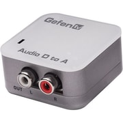 Gefen® GTV-DD-2-AA 2 Channel Digital to Analog Audio Adapter