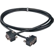 QVS CC388MA-10 10' VGA to QXGA Audio/Video Cable, Black