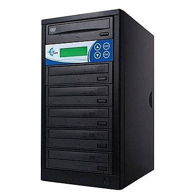 EZDupe® EDL5 1:5 CD/DVD Duplicator