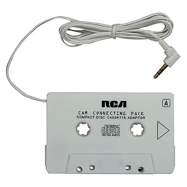 RCA AH760R MP3/CD Player Audio Cassette Adapter