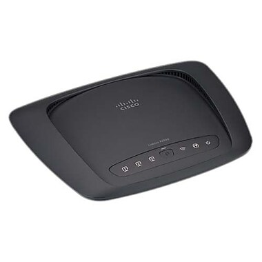 Linksys™ X2000 Wireless-N ADSL2+ Modem Router, 2.4GHz
