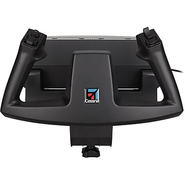 Mad Catz® Saitek Pro Flight Cessna® Yoke System For PC