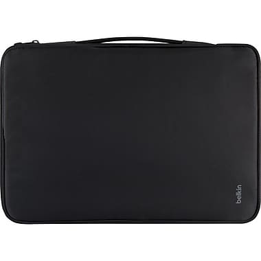 Belkin Slim Travel Sleeve For 15in. Ultrabook, Black