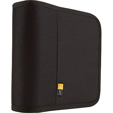 Case Logic® 24 Capacity CD/DVD Wallet