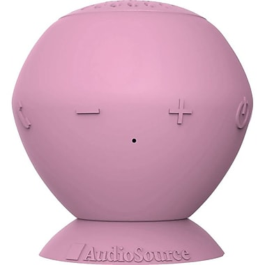AudioSource® SoundPop Bluetooth Speaker, Bubble Gum