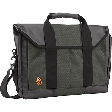 Timbuk2 Sidebar Briefcase For 15in. Laptop, iPad, Carbon