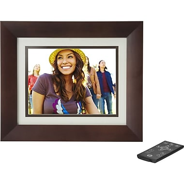 VistaQuest DF840V1 Digital Picture Frame, 8in.