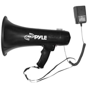 Pyle® Pro PMP43IN Professional Megaphone/Bullhorn With Siren and 3.5mm Aux-In