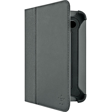 Belkin® B2A002-C00 Executive Leather Folio With Screen Protection