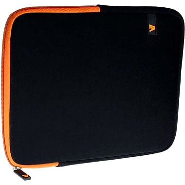 V7 TD23BLK-OG-2N Neoprene Ultra Protective Sleeve for 10.1