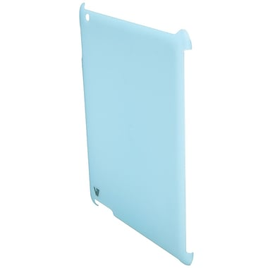 V7® Ultra Slim Cover and Protective Film Case For iPad 2, Blue