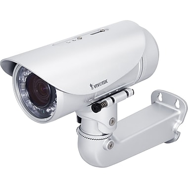 VIVOTEK IP8361 2MP IR Illuminators Cable Management Network Bullet Camera, 1/3.2in. CMOS