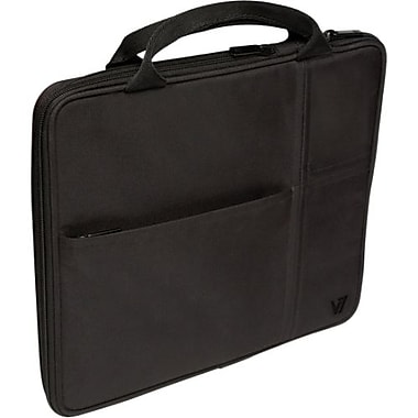 V7® Attache Slim Case For iPad/Tablets Upto 10.1in., Black