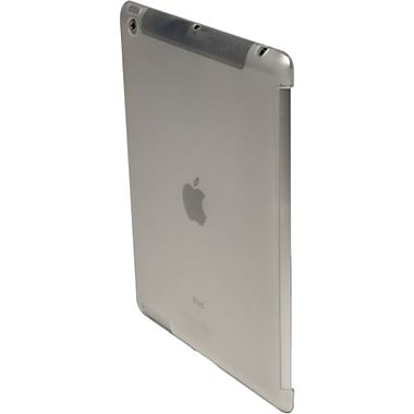 V7® Soft-Touch Protective Back Cover Case For iPad 2/New iPad, Clear