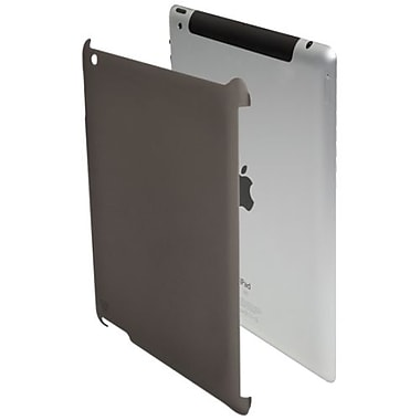 V7® Ultra Slim Cover and Protective Film Case For iPad 2, Smoke