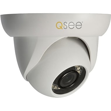 Q-See™ QCN8009D 2 MP Board Mount Full HD Network IR Mini Dome Camera, 1/3in. CMOS
