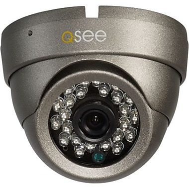Q-See™ QM7011D 700 TVL Weatherproof Surveillance Camera, 1/4in. CMOS