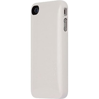 Incipio® offGRID™ IPH-563 Thin Battery Case For iPhone 4/4S, Glossy Pearl White