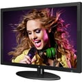 V7® LED236W3R-8N 24in. Full HD LED LCD Widescreen Monitor, Glossy Black