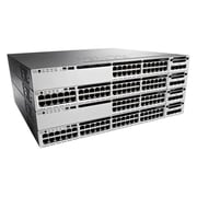 Cisco® Catalyst 3850 PoE IP Managed Gigabit Ethernet Switch, 48-Ports (WS-C3850-48P-E)