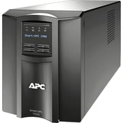 APC® Smart-UPS SMT1500US Line Interactive 1500VA UPS, Black