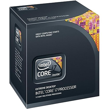 Intel® Core™ Extreme Edition BX80633I74960X Hexa-Core i7-4960X 3.6 GHz 15MB Cache Processor