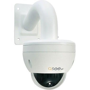 Q-See™ QCN8010Z IP PTZ Full HD Network Camera, 1/3in. CMOS