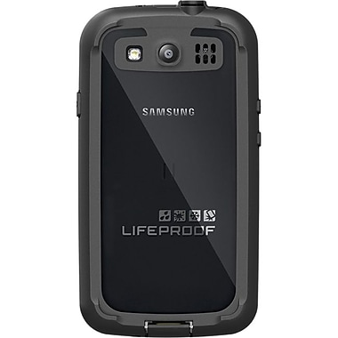 LifeProof® fre Case For Samsung Galaxy S3, Black/Clear