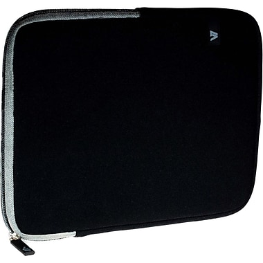 V7 TD23BLK-GY-2N Neoprene Ultra Protective Sleeve for 10.1