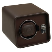 WOLF Module 2.5 Windsor Single Watch Winder, Brown