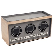 WOLF Meridian Triple Watch Winder, Blonde
