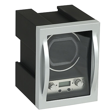WOLF Module 4.1 Single Watch Winder, Black